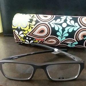 Oakley glasses with Vera Bradley case